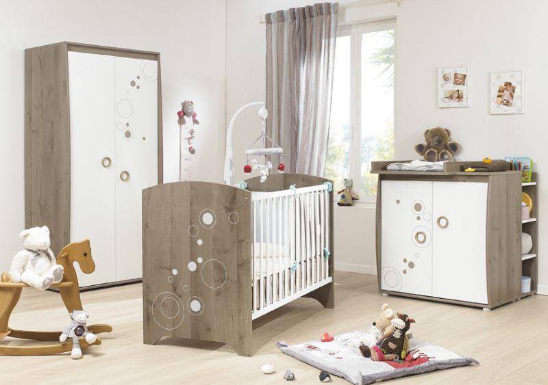 Sobe za bebe galipette lagea d o o for Chambre bebe grise et beige